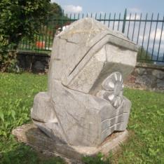 Il rospo - Alfredo Pecile, Italia