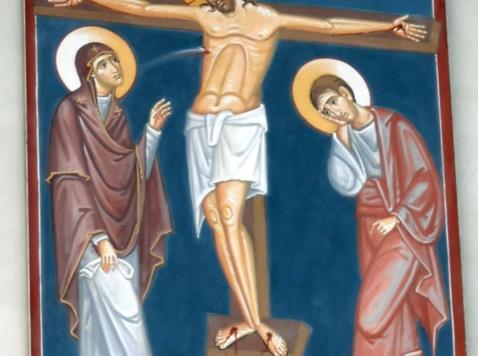 8. la crocifissione