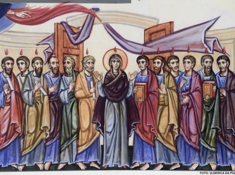 9. la pentecoste